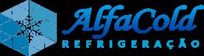 Logo alfacold refrigeração